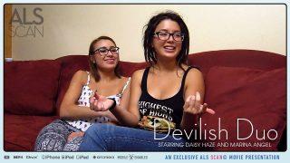 Devilish Duo Alsscan.com – dirtyporn.cc
