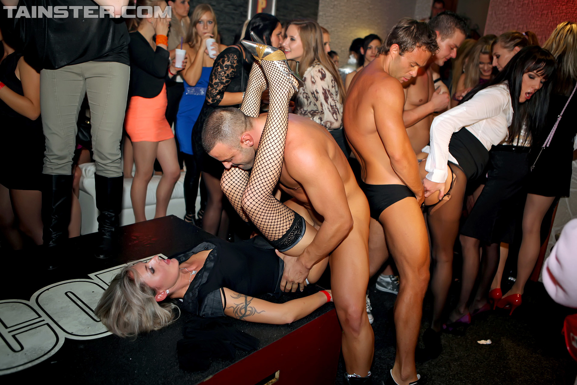 opinion creampie orgy cpo consider, that
