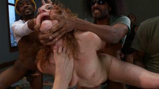 Hot Redhead Cici Rhodes.. Boundgangbangs.com – dirtyporn.cc