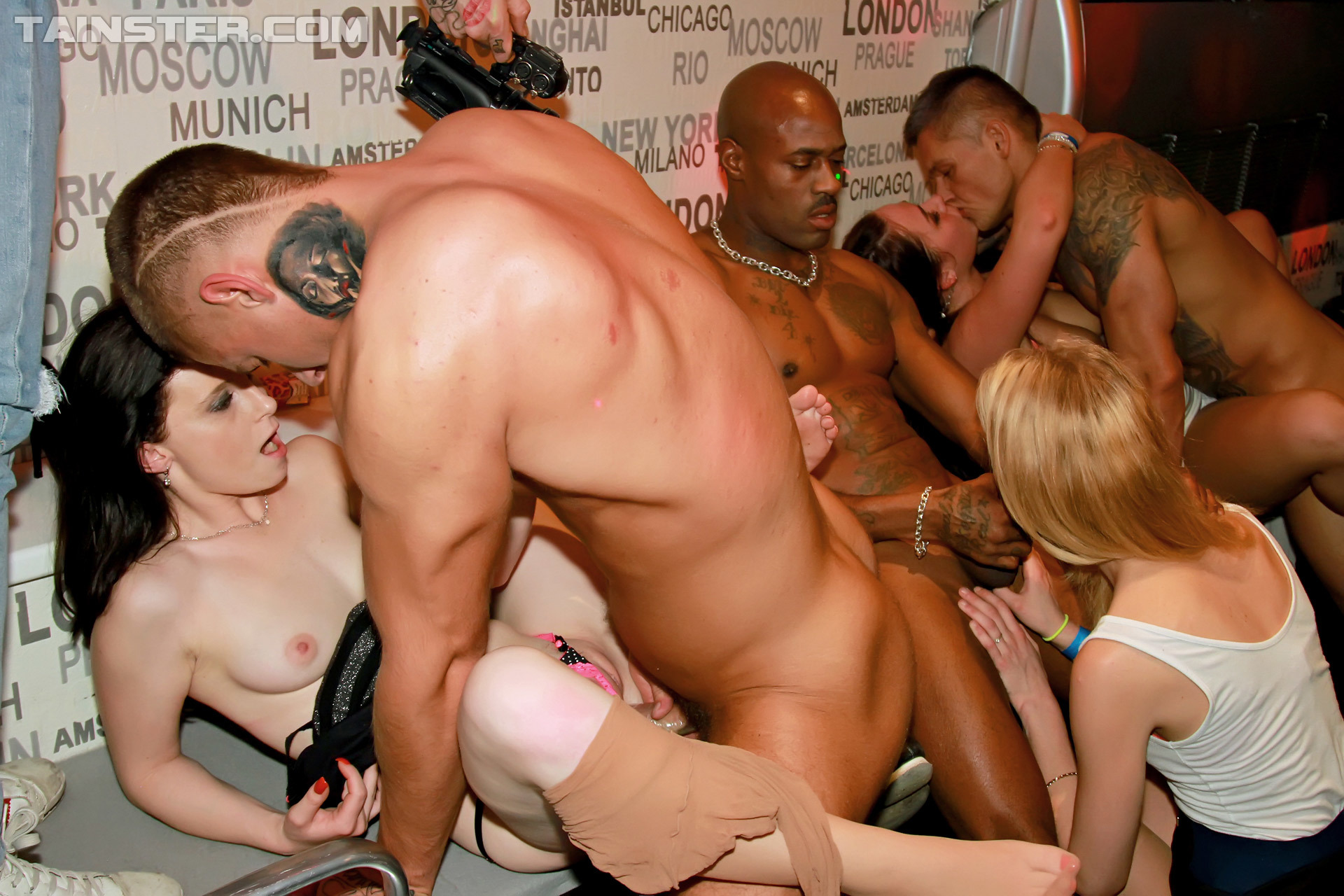 Party hardcore anal